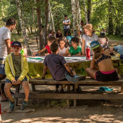 Campamento Valle de los Abedules