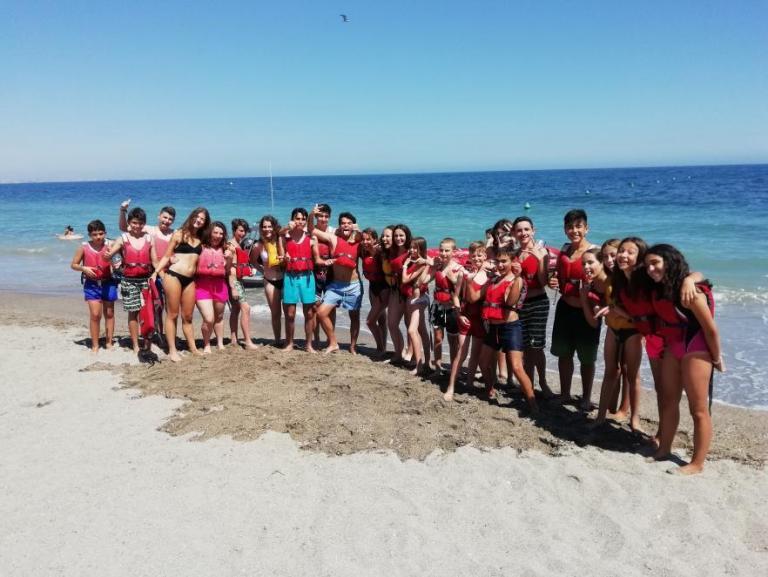 viajes fin de curso colegios Madrid